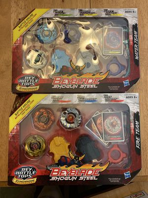 2 boxes of BeyBlades from 2013- New for Sale in Sacramento, CA