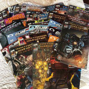 Comic Books (assortment ) for Sale in Keller, TX