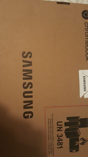 Samsung chromebook for Sale in Northfield, OH