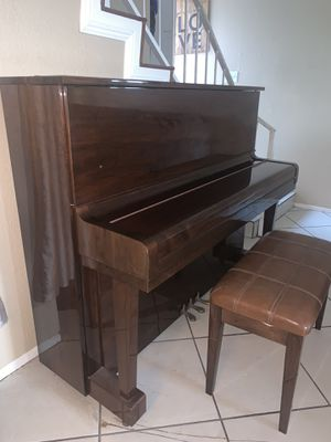 SCHAFER & SON piano for Sale in West Covina, CA