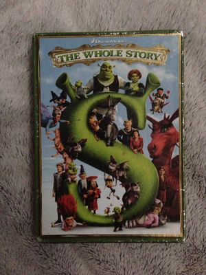 Shrek 1-4 The Whole Story DVDs for Sale in Palmdale, CA