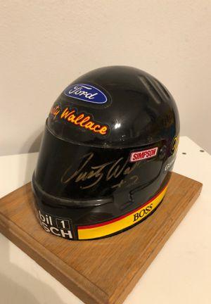 Rusty Wallace autographed helmet for Sale in Virginia Beach, VA