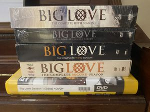 Big Love Complete Series for Sale in Albuquerque, NM