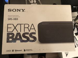 Sony Extra Bass Personal Audio Speaker for Sale in Phoenix, AZ
