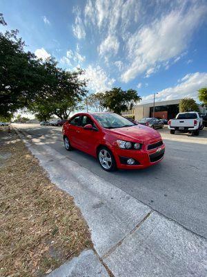 Sonic LTZ 2015 1.4 TURBO!! sedan for Sale in North Miami Beach, FL