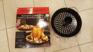 Veritcal roaster and stirfry pan for Sale for sale  Queens, NY