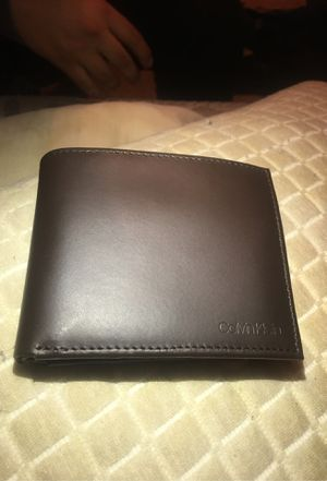 Brand New Calvin Klein Men's Wallet for Sale in West Covina, CA