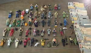 Collector buying vintage GI Joe toys action figures and dolls 1964 to 1991 for Sale in Phoenix, AZ