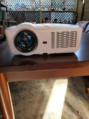 Smart Android Wi-Fi Home Theater Projector for Sale in Vallejo, CA