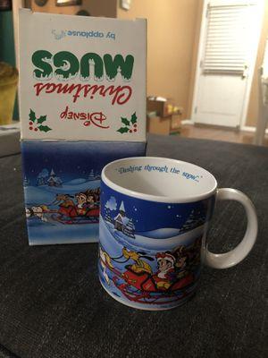 1988 Disney Christmas mug for Sale in San Lorenzo, CA