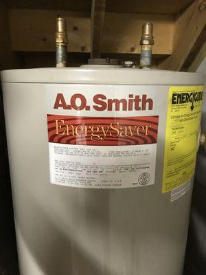 A.O.Smith Propane Water Heater-40 Gallon, 30,000BTU for Sale in Keysville, VA
