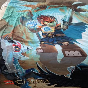 Lego Chima Comforter For Full Bed for Sale in Riverview, FL