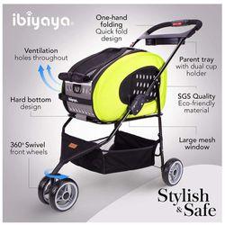 ibiyaya 5-in-1 Pet Carrier with Backpack for Sale in Phoenix,  AZ