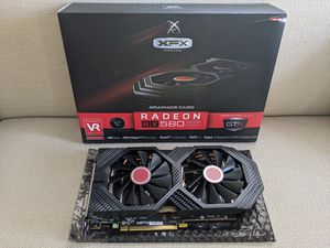 XFX RX580 GTS - 8GB for Sale in Norwalk, CT