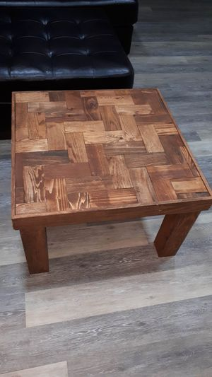 Handmade Coffee Table for Sale in Brentwood, MD