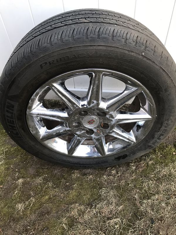 4 Chrome Rims just like new