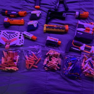 Nerf Accessories (please Read Details !) for Sale in Baltimore, MD