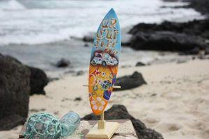 """12"""" Colrful Bug Surfboard for Sale in Sanford, FL"""