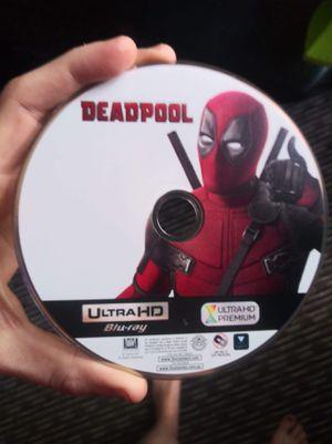 Deadpool Ultra 4k HD for Sale in Doral, FL