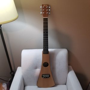 Martin Backpacker Guitar With Case for Sale in Marysville, WA