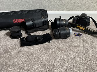 "Nikon D3100 ""Starter Pack"" for Sale in Norfolk,  VA"