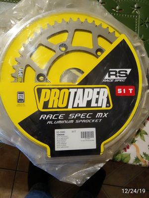 New sprocket for Yamaha motorcycle for Sale in Clovis, CA