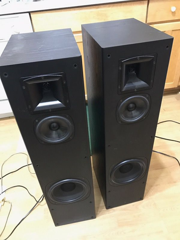 Klipsch Sp1 Tower Speakers For Sale In Chicago Il Offerup