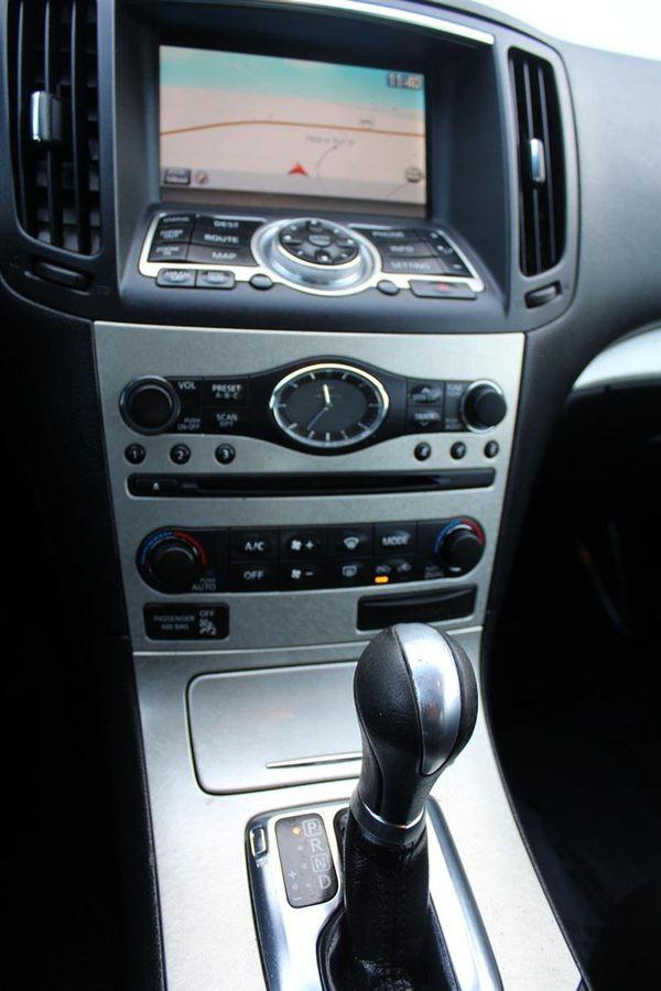2008 INFINITI G35 Sedan