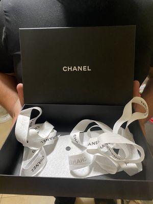 Empty Chanel Purse Box for Sale in Hazard, CA