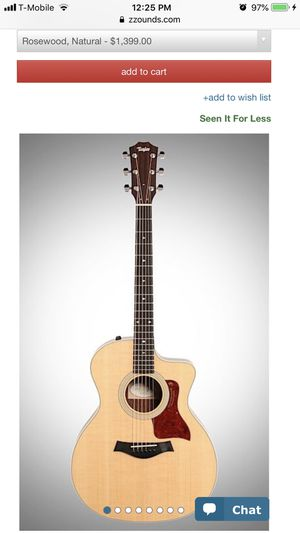 Taylor 214ce Guitar for Sale in Columbus, OH