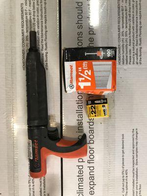 Ramset concrete nail gun for Sale in Algona, WA