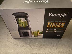 Kuvings Vacuum Blender Brand New for Sale in Las Vegas, NV