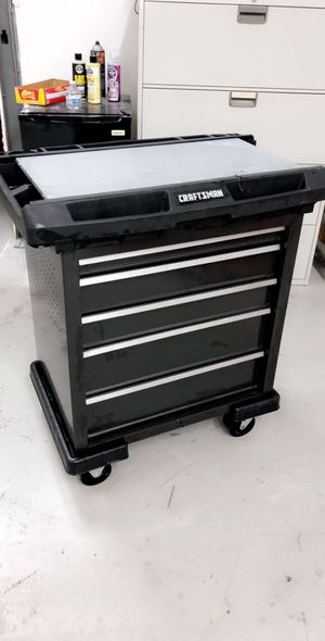 Craftsman tool box for Sale in Laurel, MD