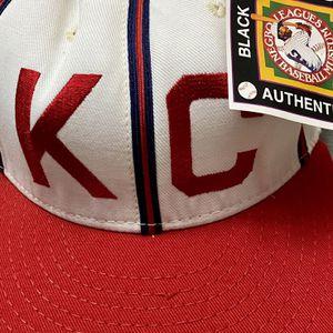 Negro League Baseball Hat 1947 KC Monarchs Suthentic Hat From 1990s for Sale in Glen Ellyn, IL