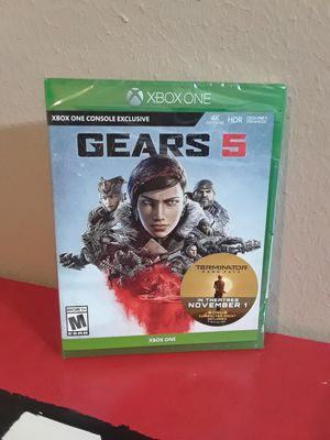 Gears 5 Xbox one $40 firm price for Sale in Houston, TX