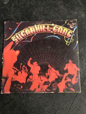 1980 Sugar Hill Gang Vinyl LP for Sale in Apple Valley, CA