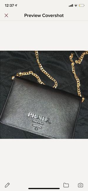 Prada shoulder bag / removable strap for Sale in San Marcos, CA