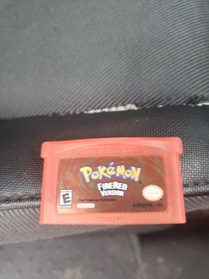 Pokémon fire red for Sale in Tampa, FL