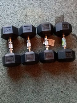 Set Of 30lbs Dumbbells 2 Per Set for Sale in San Jose,  CA