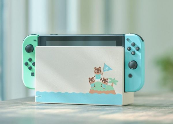 ANIMAL CROSSING SPECIAL EDITION NEW HORIZONSNINTENDO SWITCH NEW