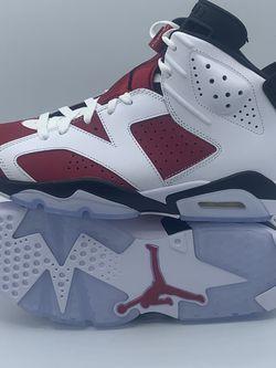 "Air Jordan 6 ""Carmine"" Men's Sz 8 for Sale in Las Vegas,  NV"