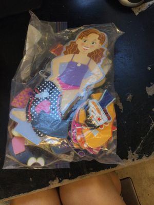 Magnetic dress up for Sale in Matawan, NJ