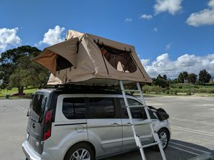 Smittybilt roof top tent with annex!! for Sale in Los Angeles, CA