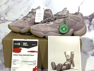 Adidas Yeezy 500 Soft Vision Size 4-13 for Sale in Bethesda,  MD
