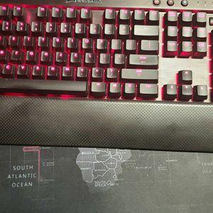 CORSAIR K70 MX BROWN Mechanical Gaming (Red LED) for Sale in Boca Raton, FL