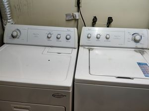 Whirlpool washer and Dryer for Sale in Alexandria, VA