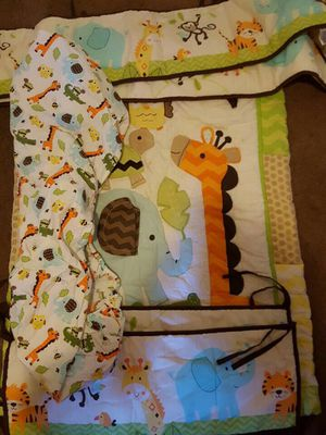 Baby Crib Sheets-Bebe Cuna Sabinas for Sale in Compton, CA