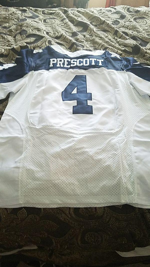Prescott jersey