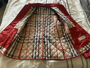 Authentic Burberry Coat for Sale in Upland, CA
