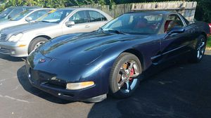 2000 CHEVEOLET CORVETTE SS EDITION for Sale in Raleigh, NC